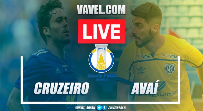 Gols e melhores momentos Cruzeiro 0x1 Avaí pela Série B
