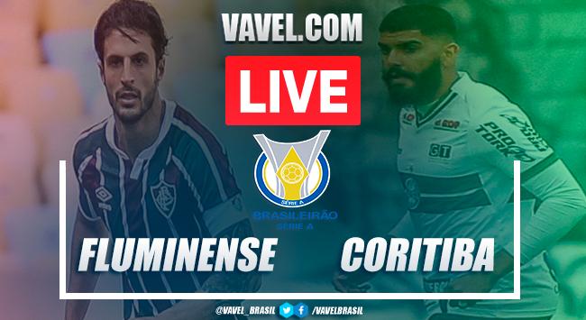 Gols e melhores momentos de Fluminense 4 x 0 Coritiba pelo Campeonato Brasileiro 2020