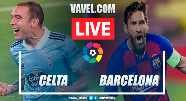 Resumen Celta de Vigo vs Barcelona (0-3)