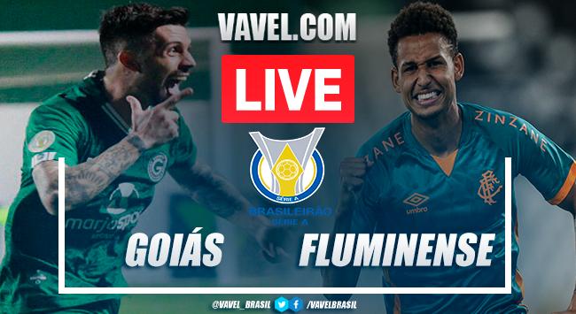 Gols e melhores momentos de Goiás 2 x 4 Fluminense pelo Campeonato Brasileiro 2020