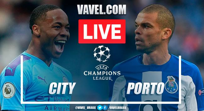 Gols e melhores momentos de Manchester City 3x1 Porto