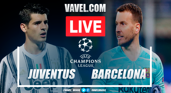 Gols e melhores momentos para Juventus 0x2 Barcelona pela Champions League 2020-21