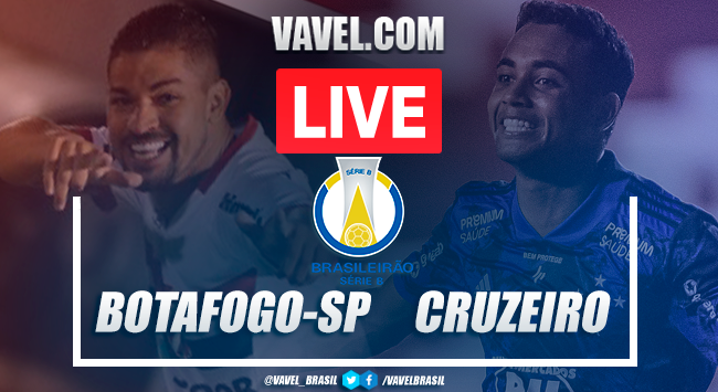 Gols e melhores momentos Botafogo-SP 0x1 Cruzeiro pela Série B