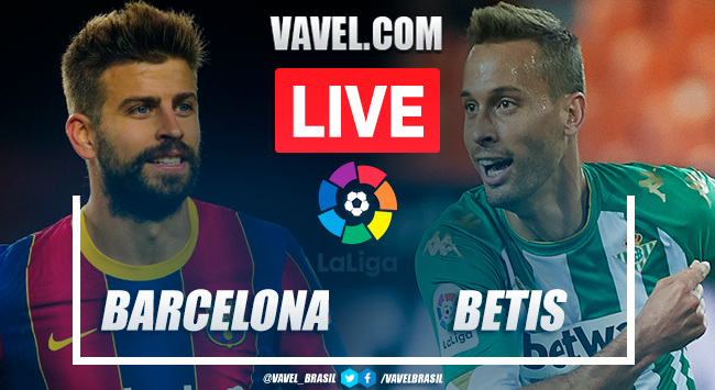 Gols e melhores momentos Barcelona 5x2 Betis em LaLiga