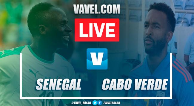 Gols e Melhores momentos de Senegal 2 x 0 Cabo Verde