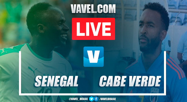 Goals and Highlights: Senegal 2-0 Cape Verde in Friendly Match 2021