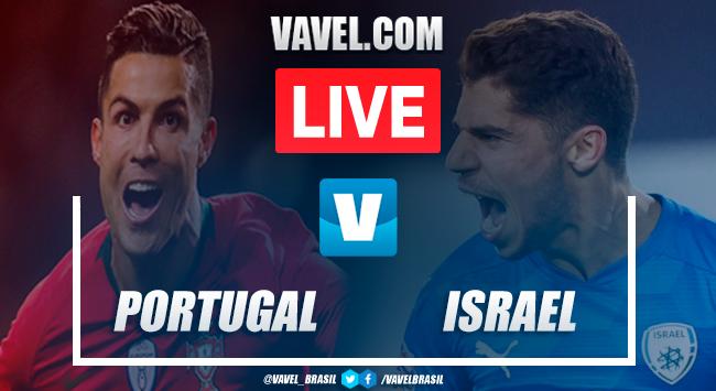 Gols e melhores momentos Portugal x Israel em amistoso internacional (4-0)