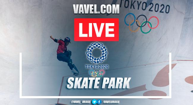 Resultado: Skate Park pelas Olimpíadas de Tóquio
