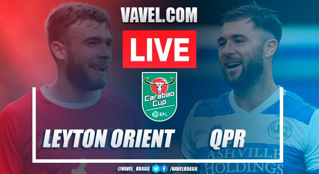 Gols e melhores momentos Leyton Orient x Queens Park Rangers AO VIVO (3(1-1)5)