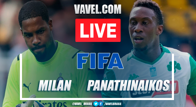Gols e melhores momentos Milan x Panathinaikos em Amistoso Internacional (2-1)