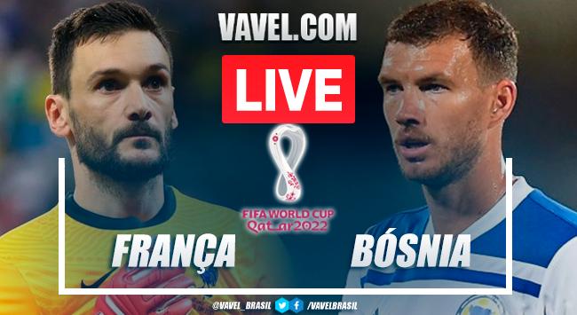 Gols e melhores momentos para França 1x1 Bósnia pelas Eliminatórias da Copa do Mundo