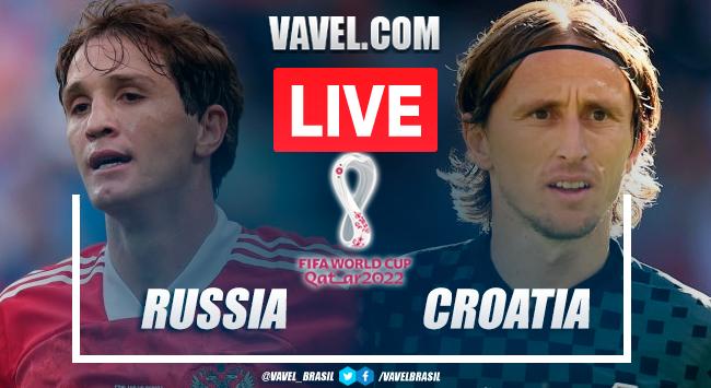 Goals and Highlights: Russia 0-0 Croatia in European Qualifiers   09/01/2021