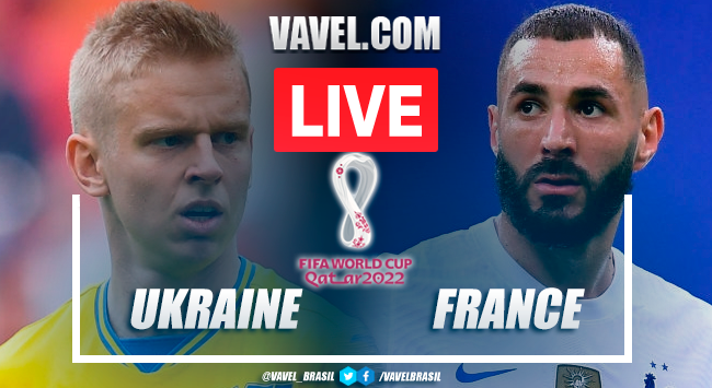 Goals and Highlights: Ukraine 1-1 France in European Qualifiers