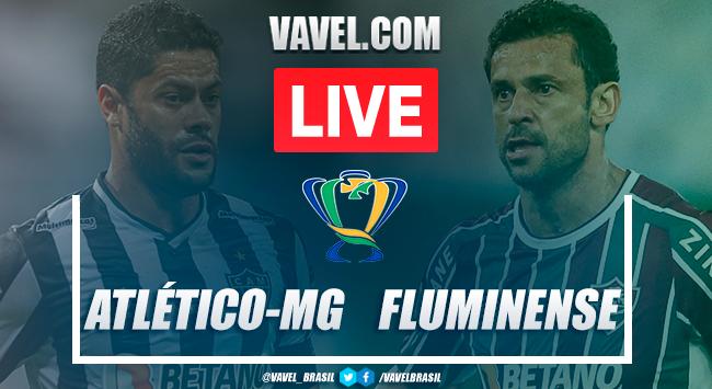 Gol e melhores momentos Atlético-MG x Fluminense pela Copa do Brasil 2021 (1-0)