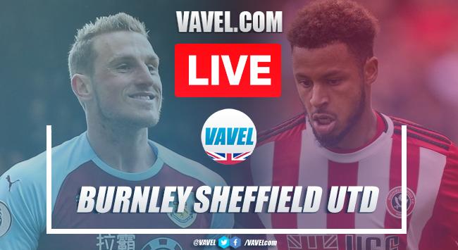 As it happened: Burnley 1-1 Sheffield United in 2020 Premier League