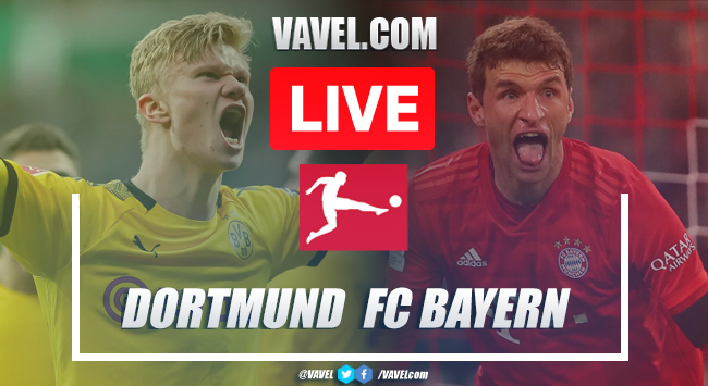 Borussia Dortmund Vs Bayern Munich Live Stream Tv Updates And How To Watch Bundesliga 0 1 26 05 2020 Vavel International