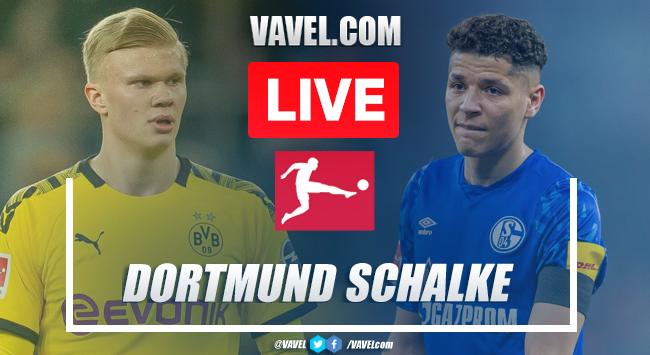 Dortmund vs Schalke 04 Live Score and Stream (4-0)