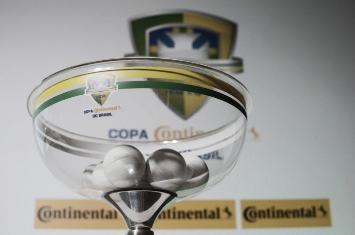 Sorteio das oitavas da Copa do Brasil 2016