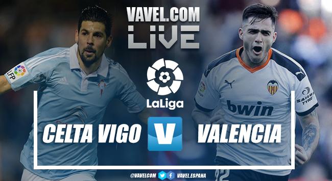 Resumen del Celta 2-1 Valencia en LaLiga Santander 2020/2021