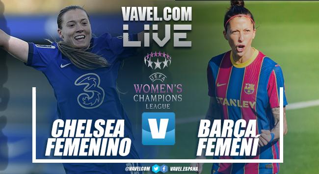 Resumen Chelsea 0-4 Barça Femení de UWCL