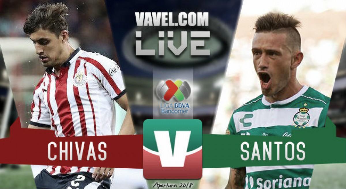 Chivas, no puede en su casa, cuatro partidos sin ganar