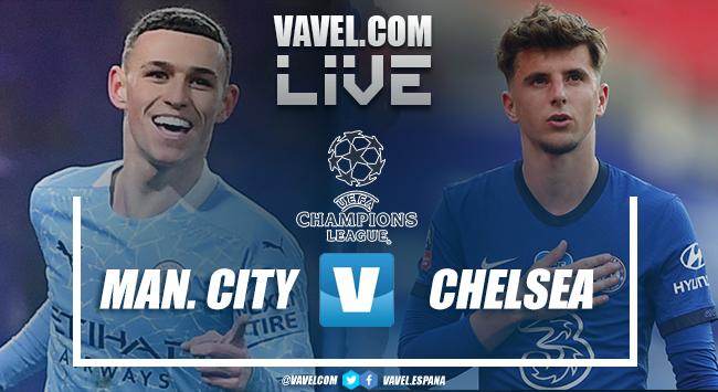 Resumen de la Final de Champions League Manchester City 0-1 Chelsea