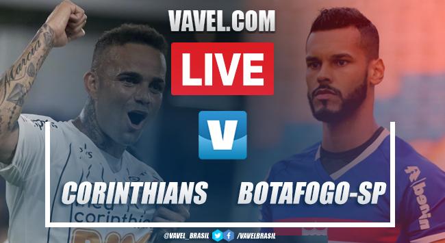 Gols e melhores momentos de Corinthians 4x1 Botafogo-SP pelo Campeonato Paulista