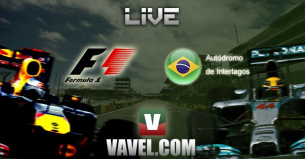 GP do Brasil 2014 de F1 directo