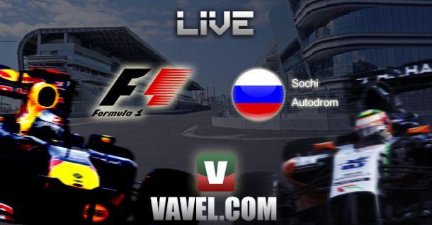 GP da Rússia 2014 de F1 directo