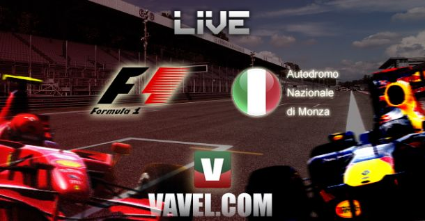 GP de Itália 2014 de F1, directo