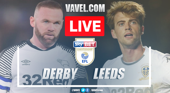 As it happened: Derby County 1-3 Leeds United in the Championship