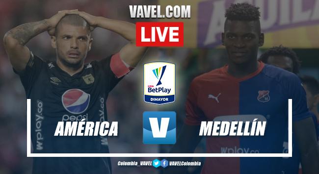 América de Cali vs Medellín en vivo cómo ver transmisión TV en directo online por Liga BetPlay 2020-I | 15/02/2020 - VAVEL Colombia