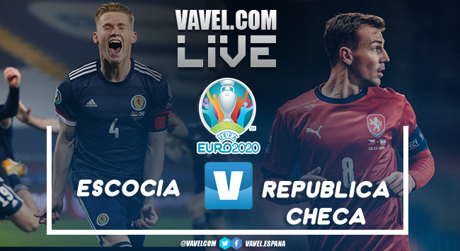 Highlights and goals: Scotland 0-2 Czech Republic in UEFA Euro 2020 match