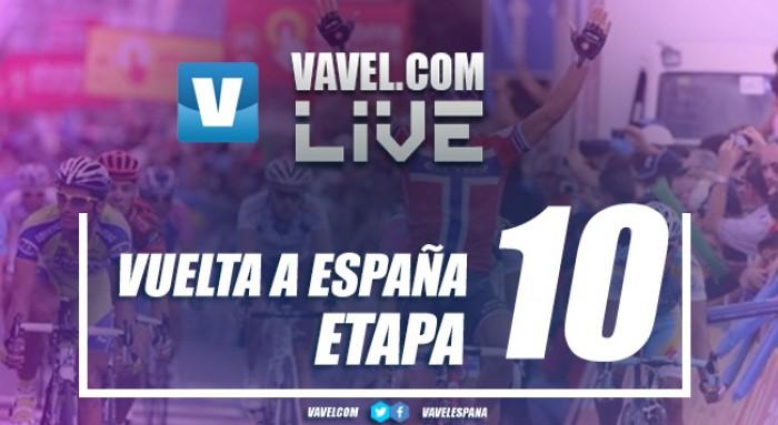 Resultado de la décima etapa de la Vuelta a España 2017: Matteo Trentin hace doblete