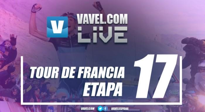 Resumen De La Etapa 17 Del Tour De Francia 2017 Roglic Gana Landa Escala Y Contador Emociona Vavel España