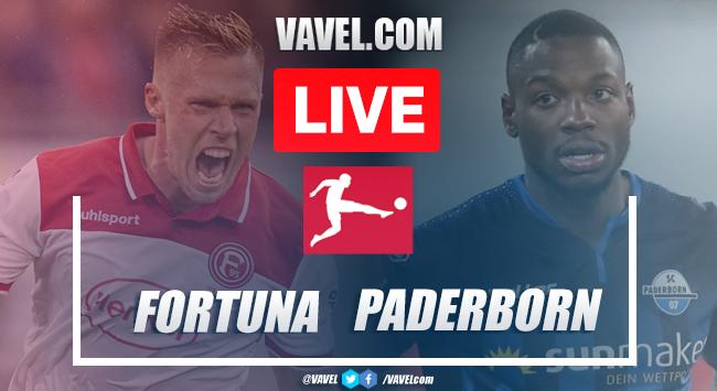 Fortuna Dusseldorf vs SC Paderborn: Live Stream, TV Updates, and How to Watch Bundesliga 2020 (0-0)