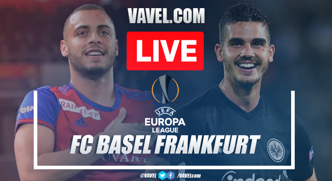 As it happened: FC Basel (4)1-0(0) in the 2020 Europa League