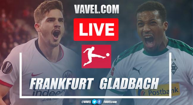 Eintracht Frankfurt vs Gladbach: LIVE Stream Updates and Score in Bundesliga (0-0)
