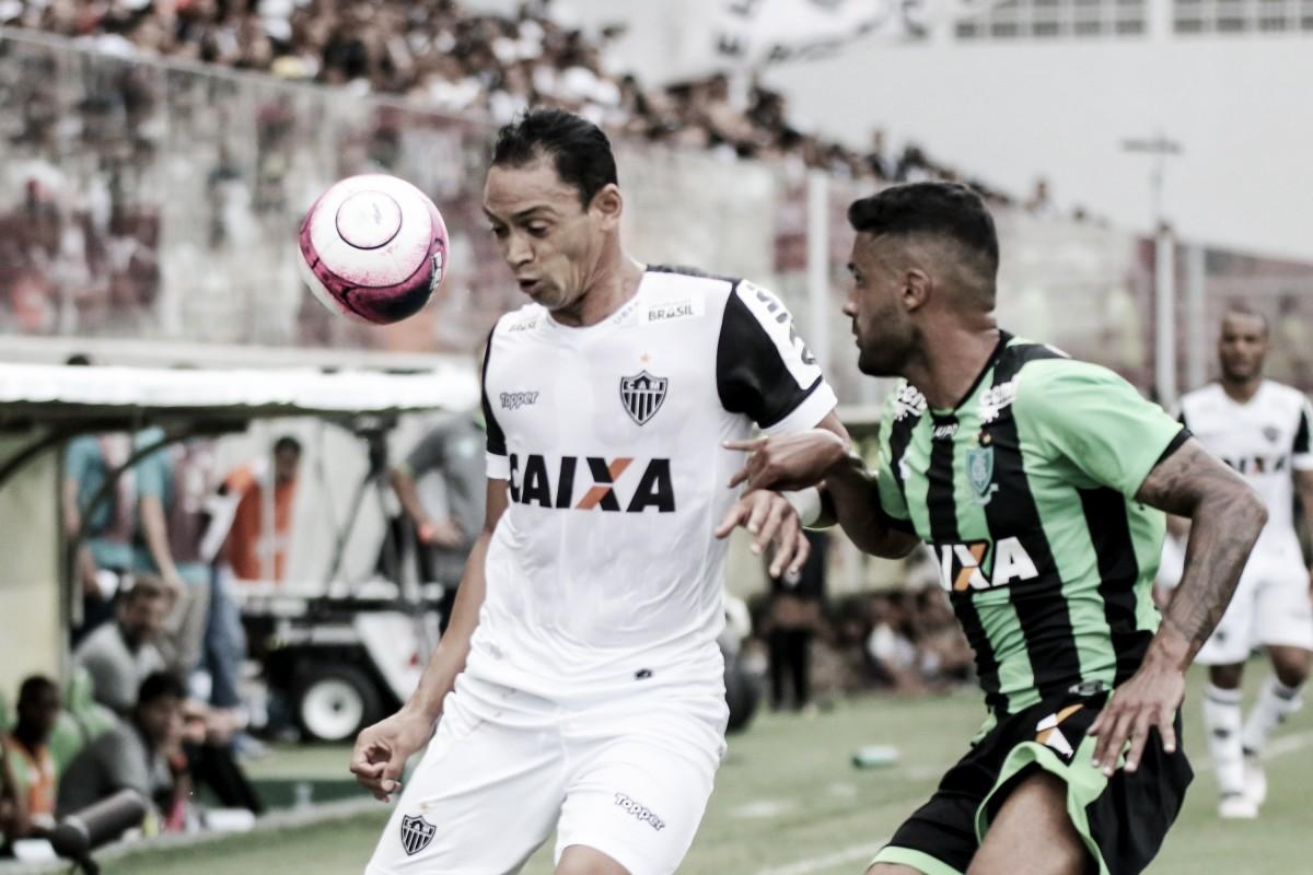 Resultado Atlético x América pela semifinal do Campeonato Mineiro de 2018 (1-0)
