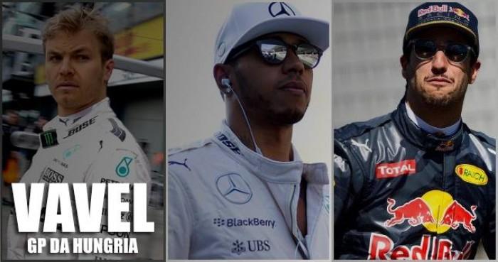 Grande Prêmio da Hungria 2016 de Fórmula 1