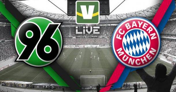 Hannover x Bayern de Munique, Bundesliga