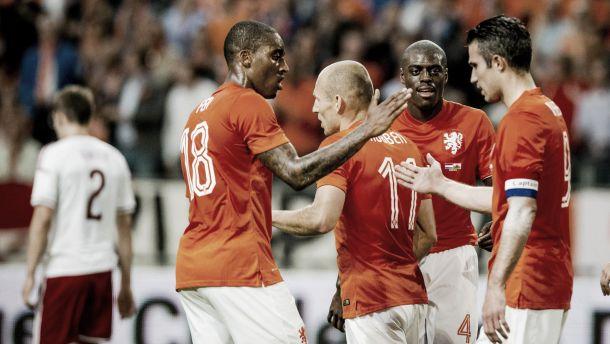 Holanda vs Kazajstán en vivo y en directo online