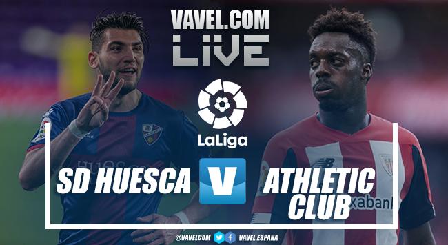 Resumen SD Huesca vs Athletic en LaLiga 2021