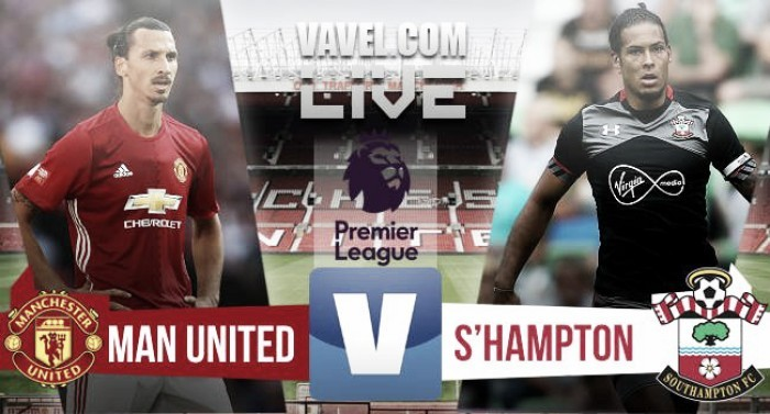 Risultato Manchester United - Southampton, 2° giornata Premier League 2016/17 (2-0): Ibra x2!