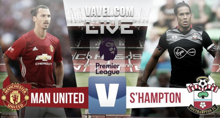 As it happened: Ibrahimovic's double gives United the perfect start to the season