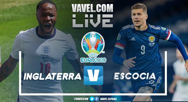 Inglaterra vs Escocia EN VIVO y en directo online, en la Eurocopa 2020
