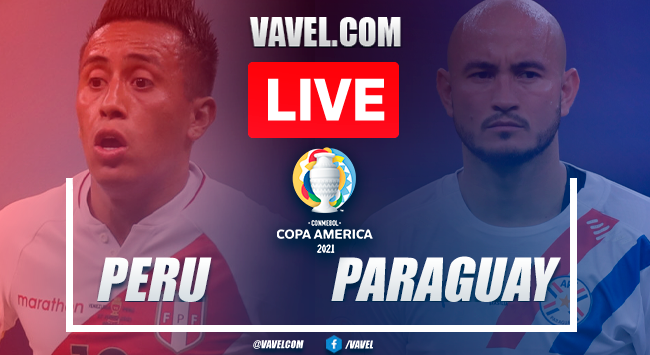Goals, penalties and highlights: Peru (4) 3-3 (3) Paraguay in Copa America 2021