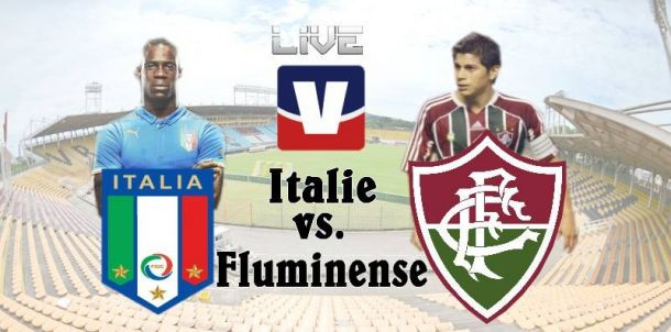 Live Italie - Fluminense, le match en direct