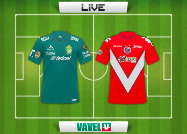 Resultado León - Veracruz en Liga MX 2014 (3-1)