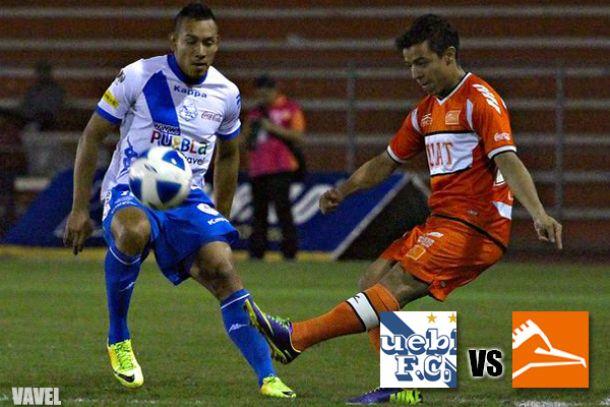 Puebla - Correcaminos: La Franja va con todo en Copa